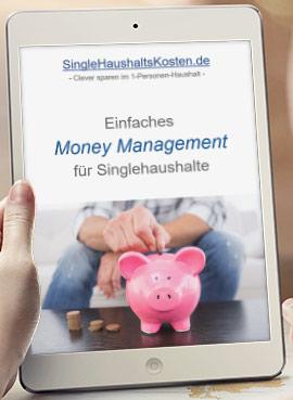 Finanzen im Griff für Singlehaushalte